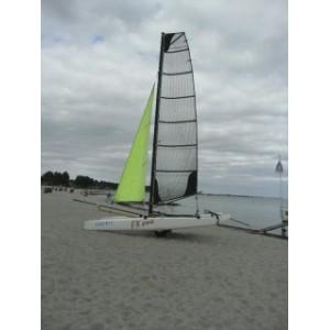 Chemise manche courte FWD Sailing
